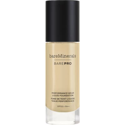 Bareminerals Barepro Performance Wear Liquid Foundation - 04 Aspen