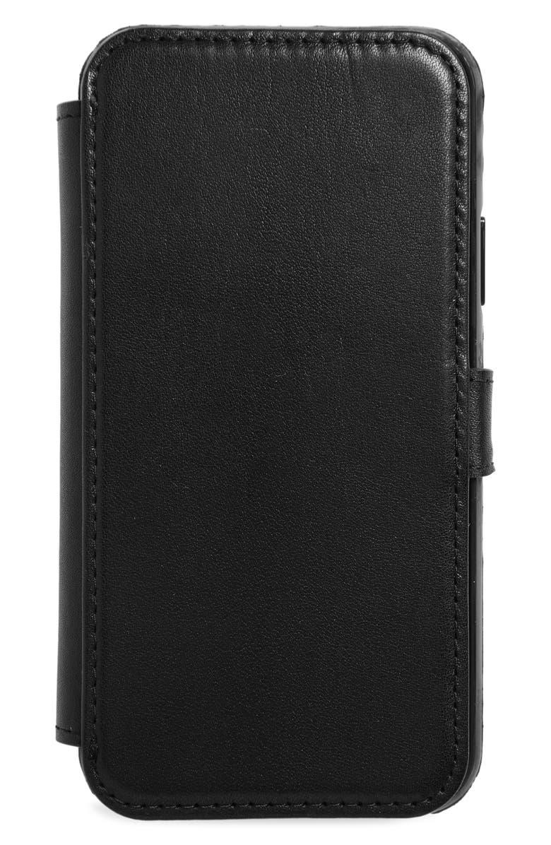 SENA Walletbook iPhone X/Xs/Xs Max & XR Case, Main, color, 001