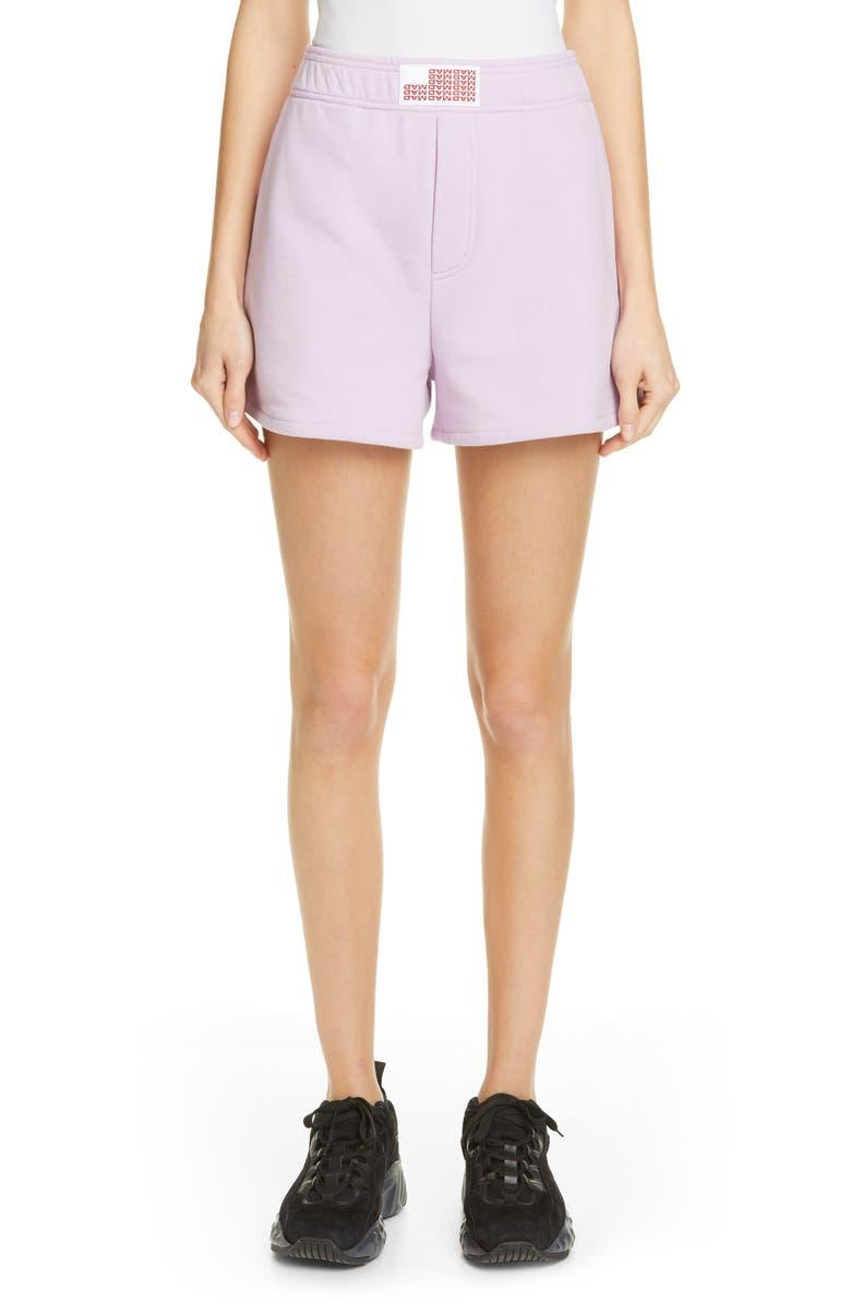 MATTHEW ADAMS DOLAN French Terry Shorts, Main, color, 500