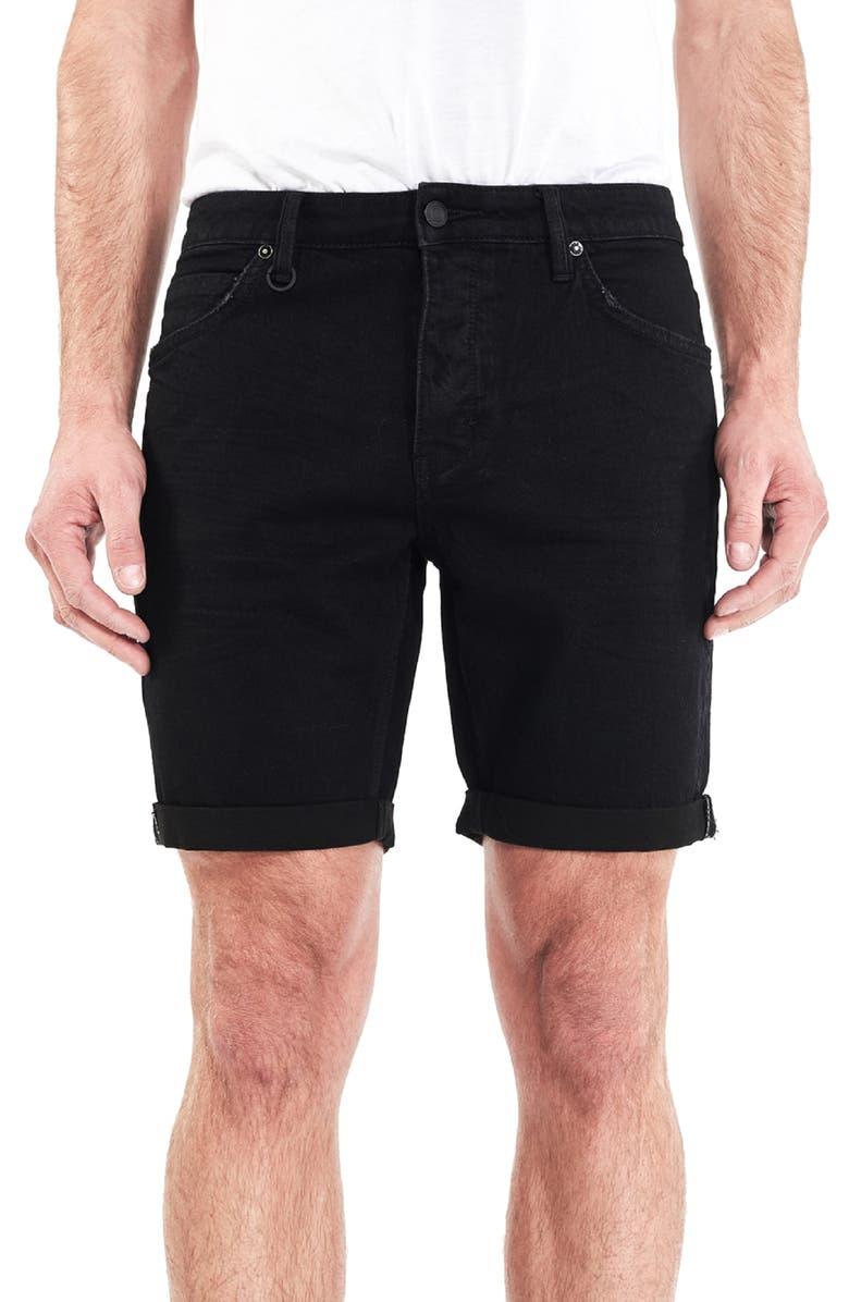 NEUW Ray Denim Shorts, Main, color, EVOLVE