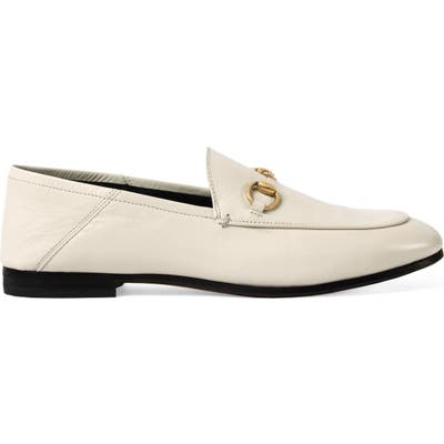Gucci Convertible Loafer, White