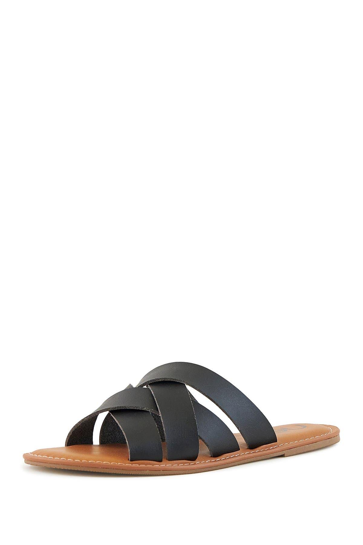 Image of NEST FOOTWEAR Crisscross Strappy Sandal