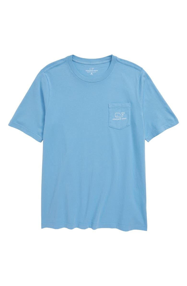VINEYARD VINES Whale T-Shirt, Main, color, 400