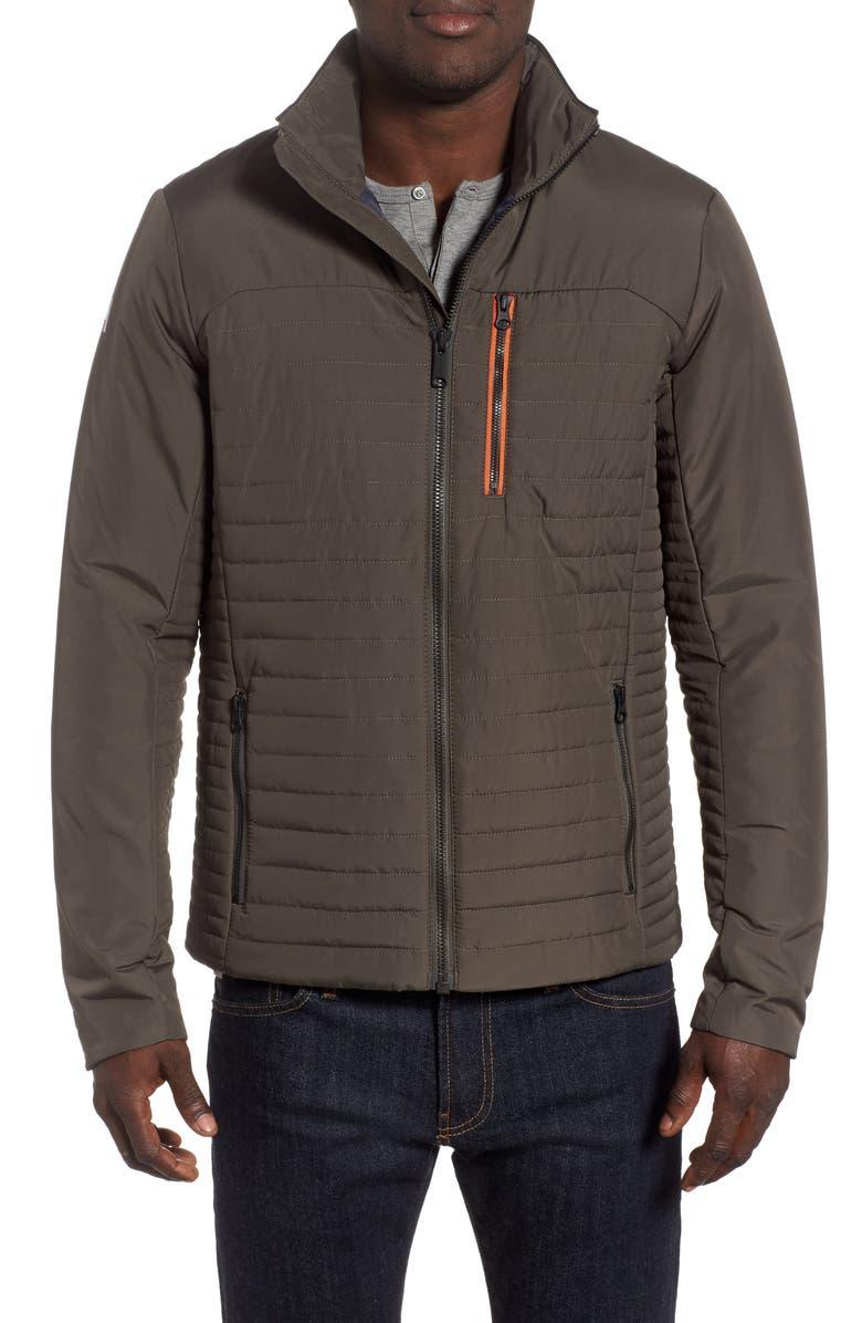 HELLY HANSEN 'Crew' Water & Wind Resistant Primaloft<sup>®</sup> Jacket, Main, color, 020