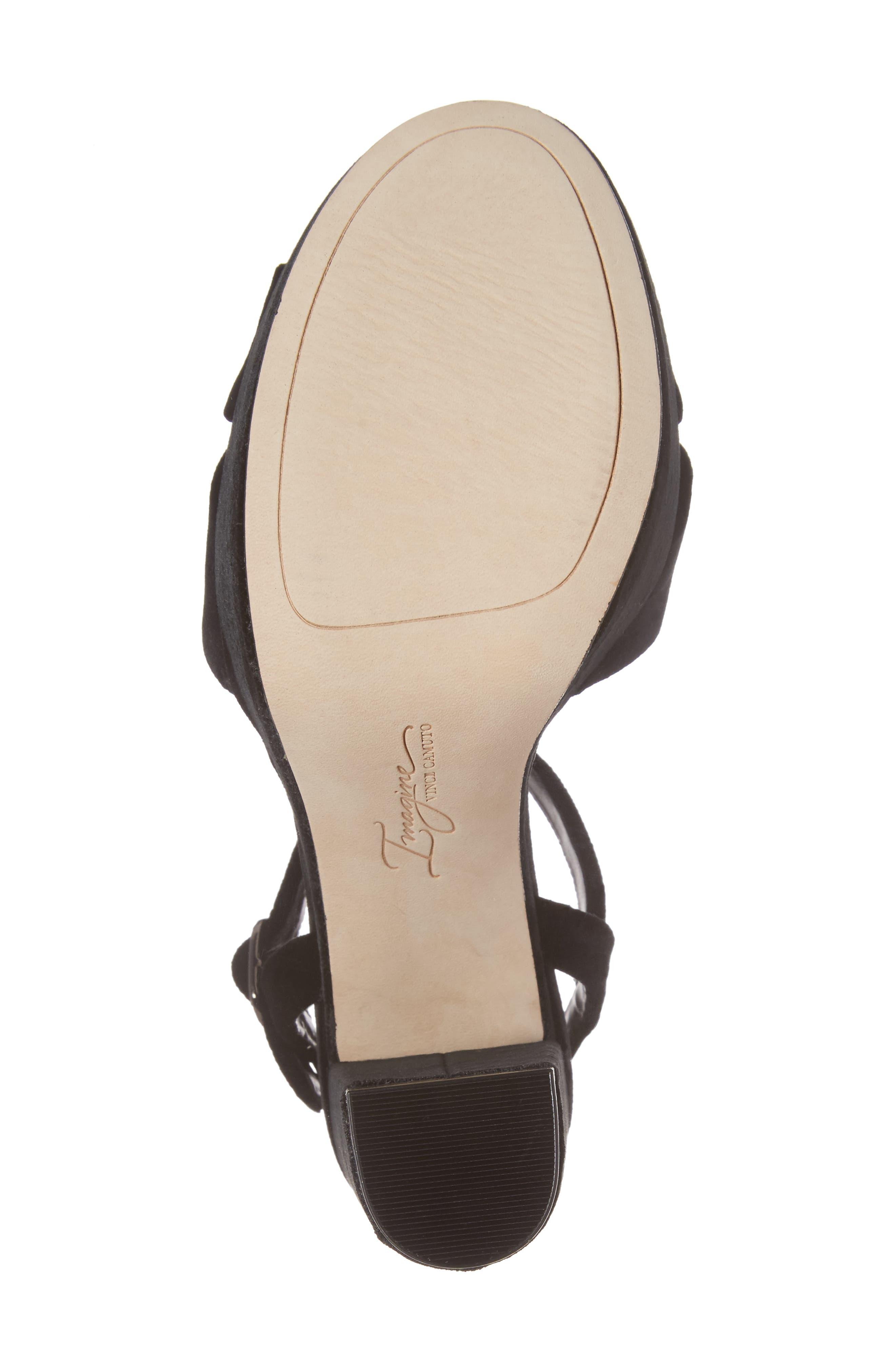 ,                             'Valora' Platform Sandal,                             Alternate thumbnail 12, color,                             003