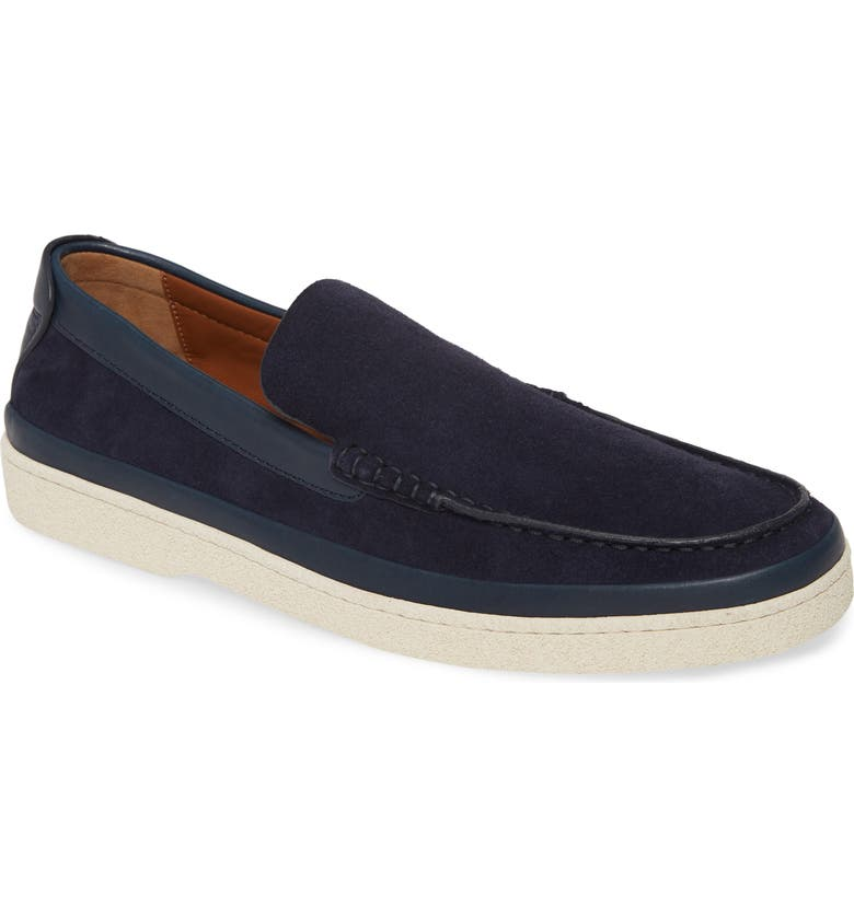 ERMENEGILDO ZEGNA Oasi Slip-On, Main, color, 412