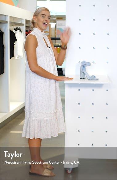 Rochanda Ankle Strap Sandal, sales video thumbnail