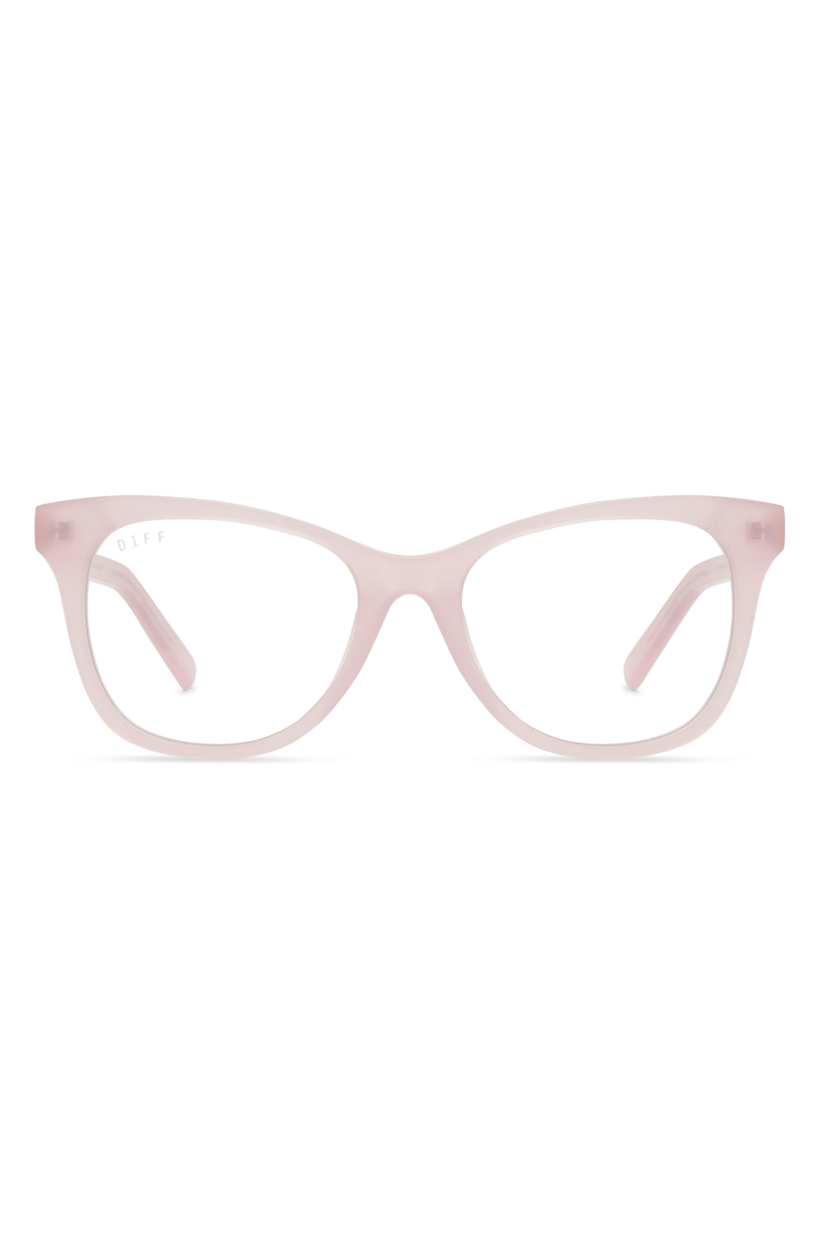 Carina 50mm Small Cat Eye Optical Glasses