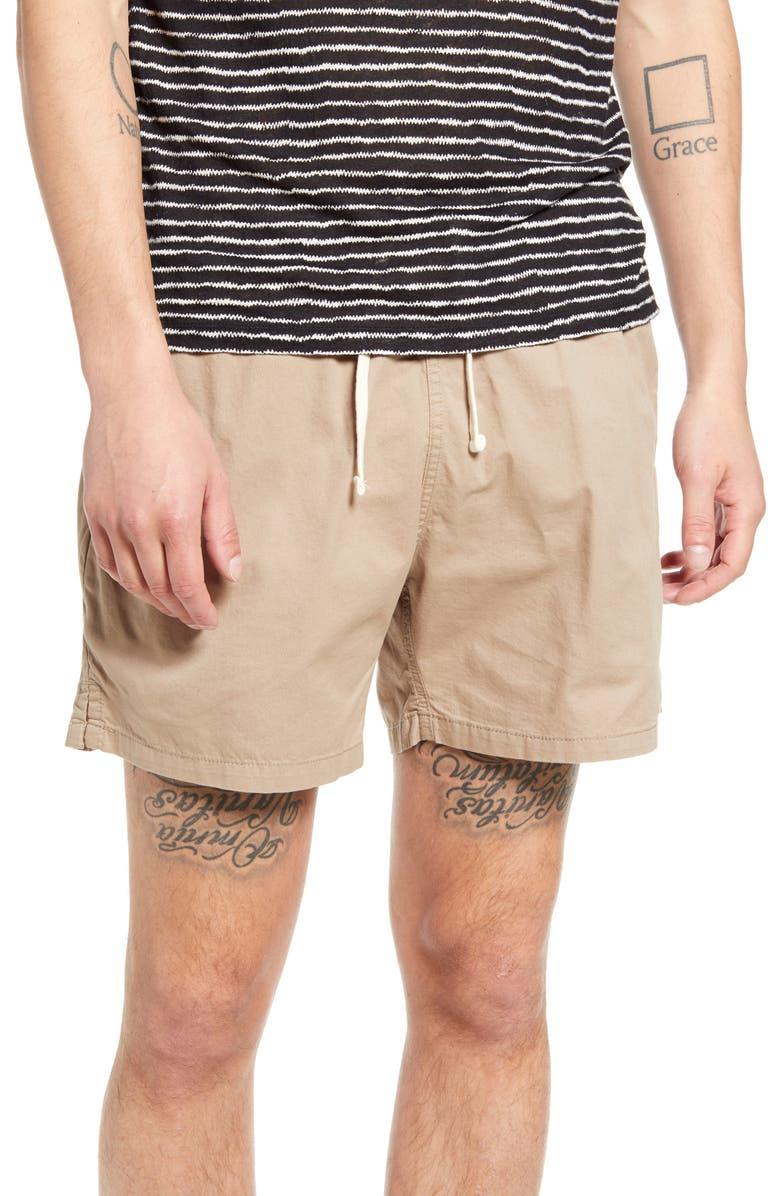 ZANEROBE Zephyr Shorts, Main, color, SAND