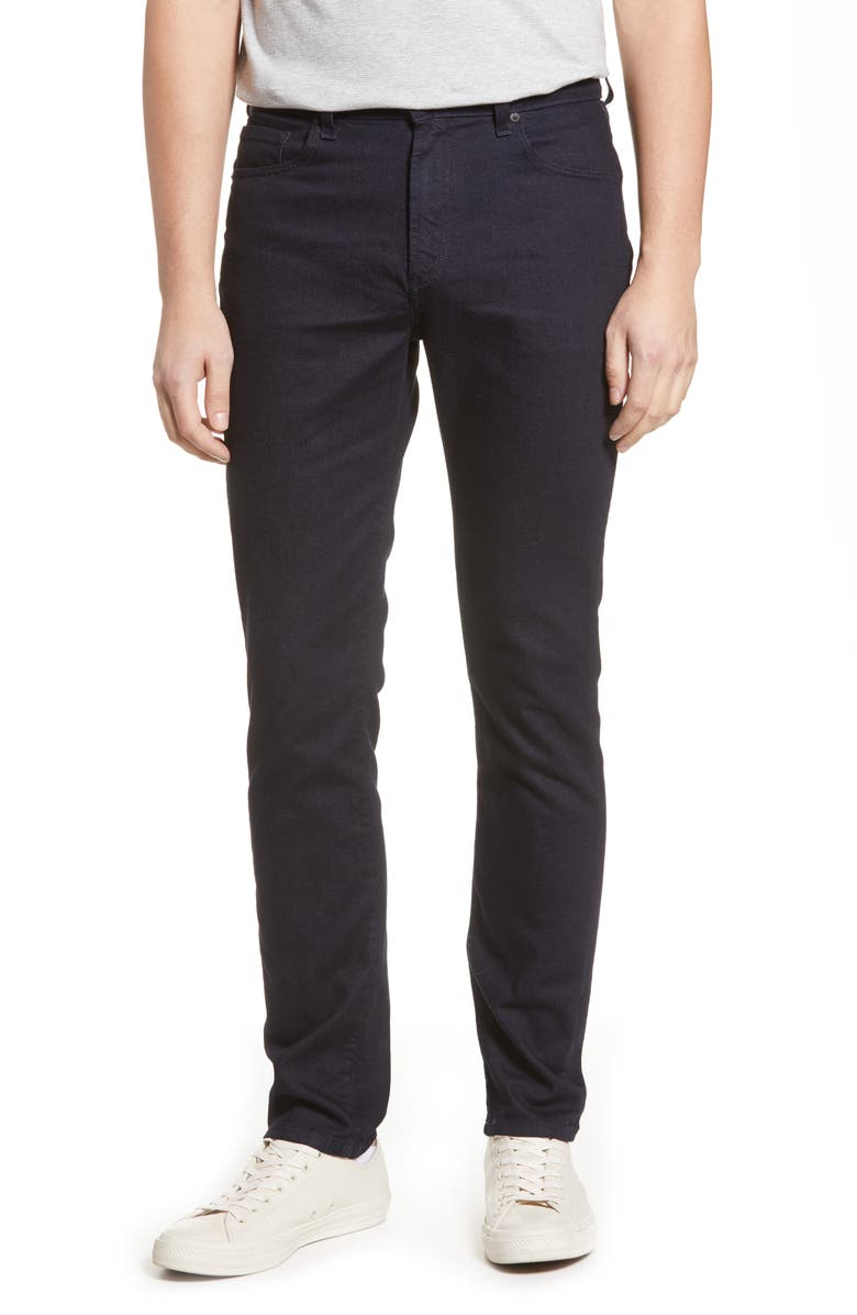 MONFRÈRE Deniro Slim Straight Leg Jeans, Main, color, 403