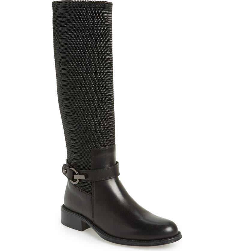 AQUATALIA 'Urope' Weatherproof Boot, Main, color, 001