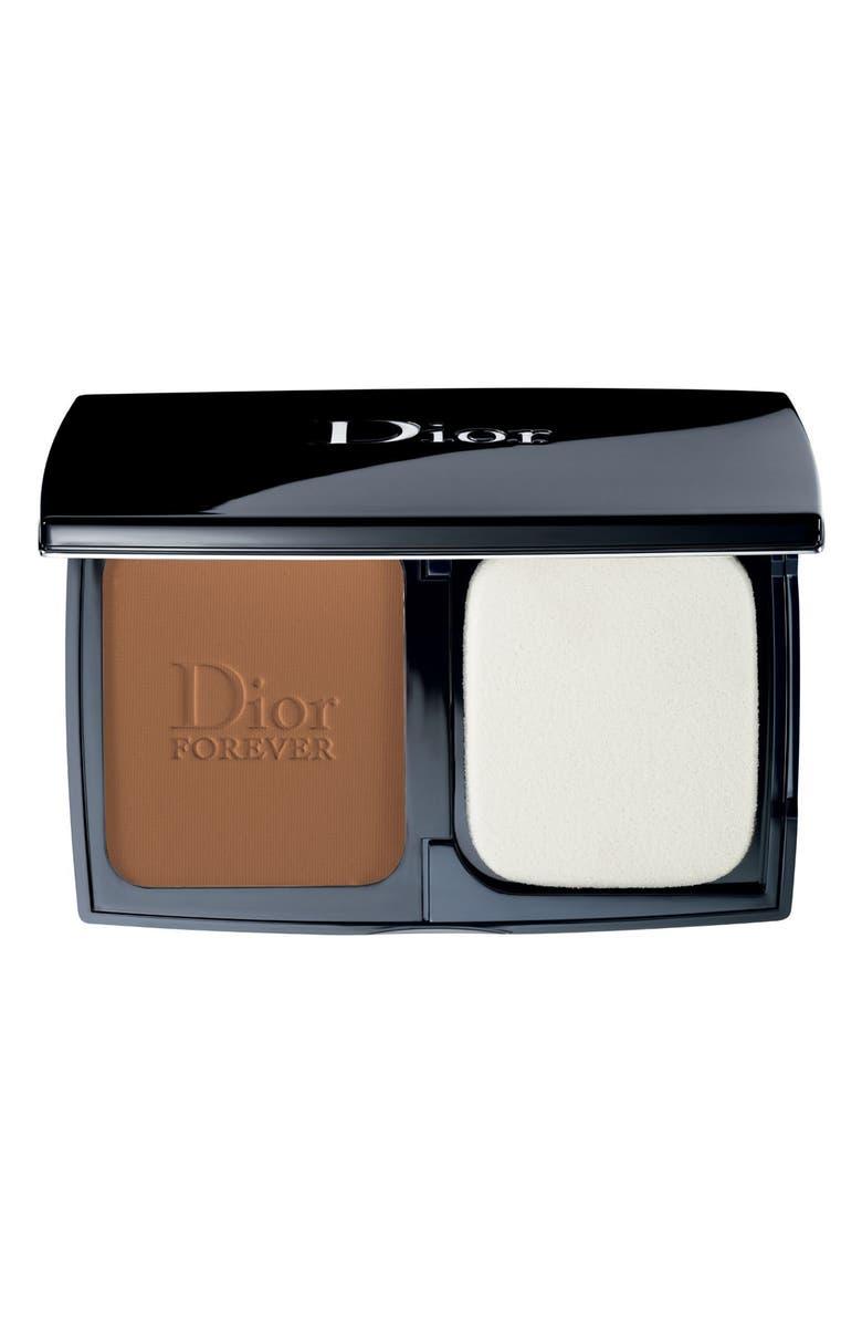 DIOR Diorskin Forever Extreme Control Matte Powder Foundation, Main, color, 070 DARK BROWN