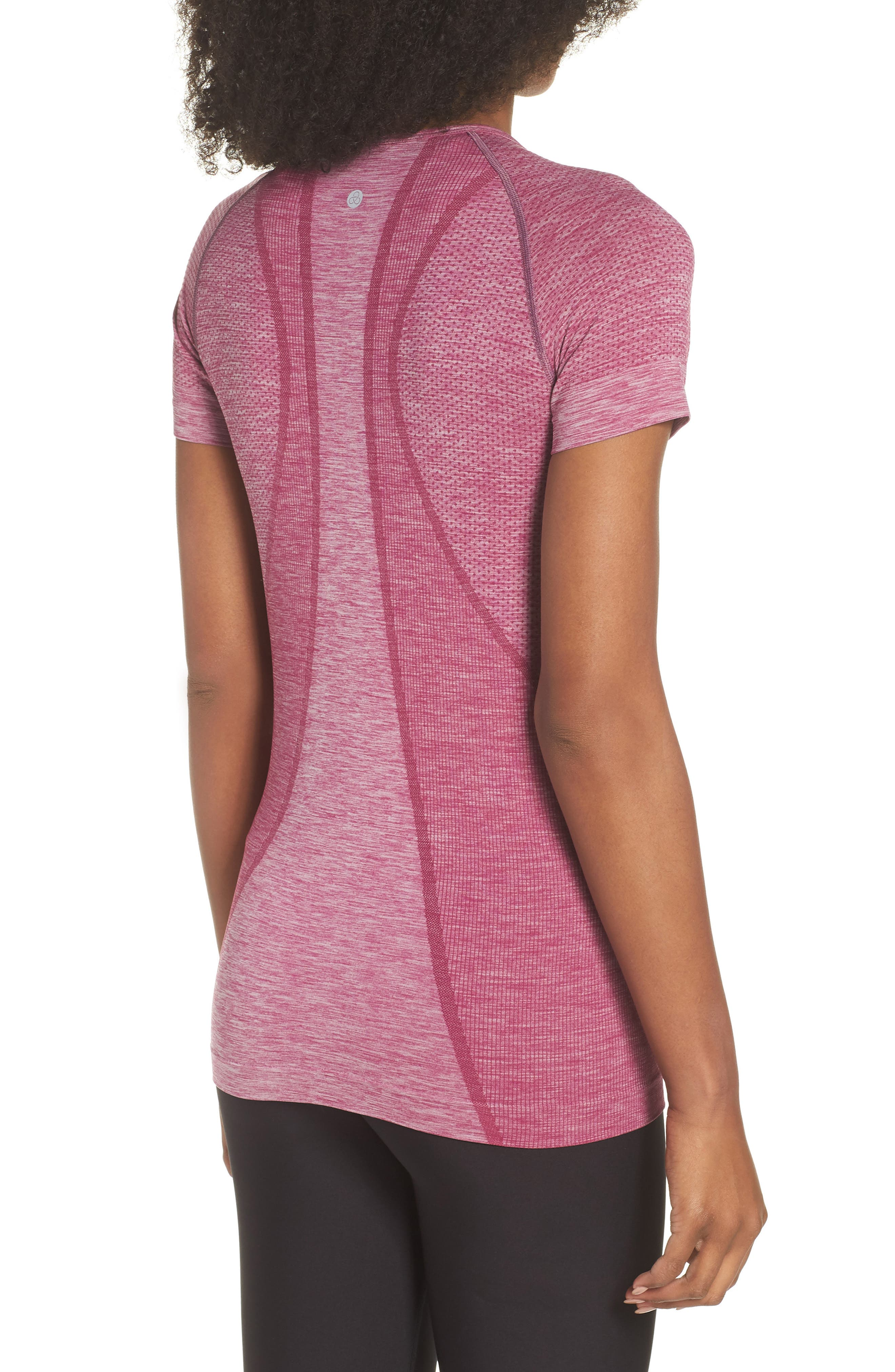 ,                             Stand Out Seamless Training Tee,                             Alternate thumbnail 27, color,                             501