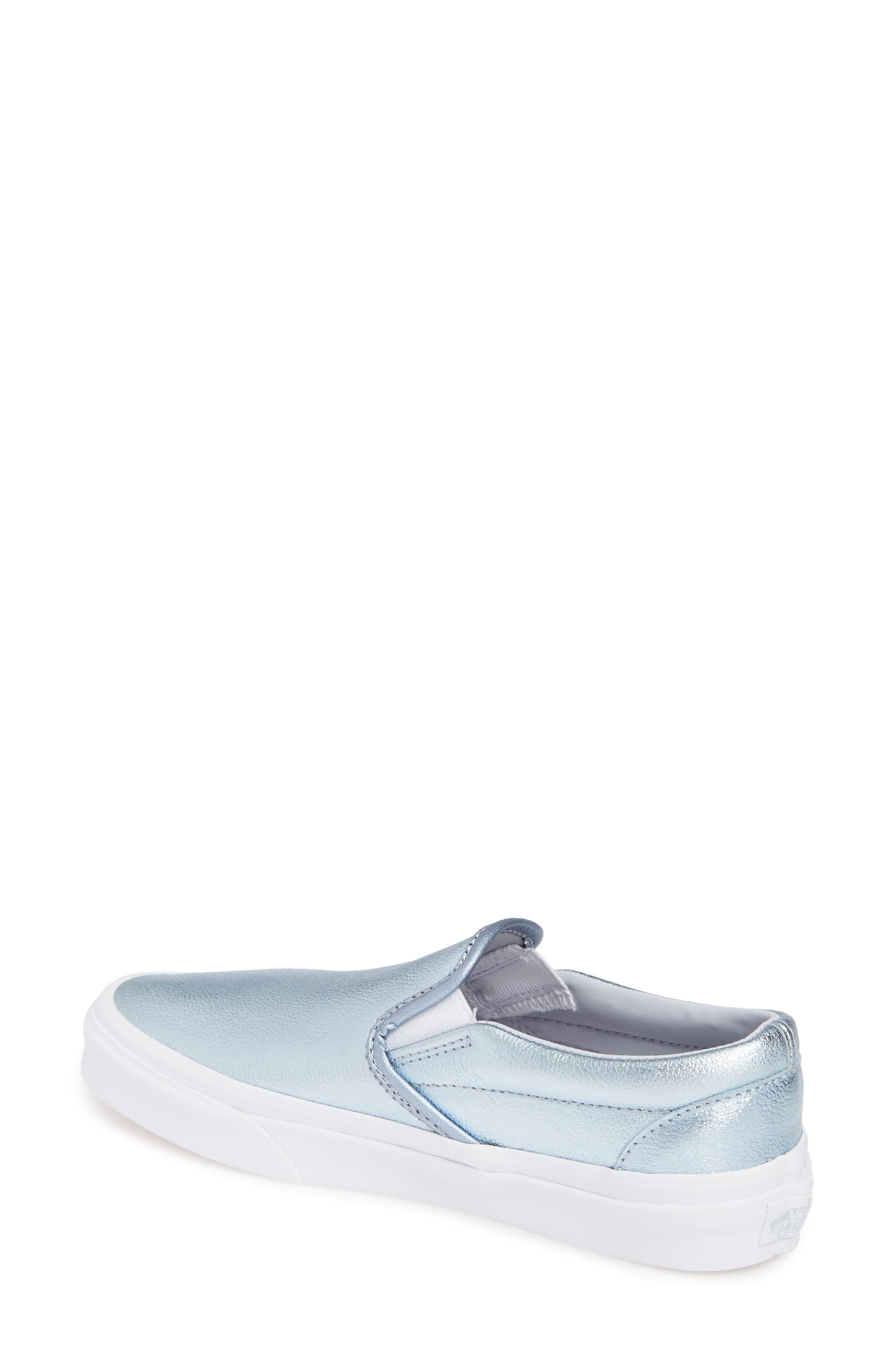 ,                             Classic Slip-On Sneaker,                             Alternate thumbnail 36, color,                             402