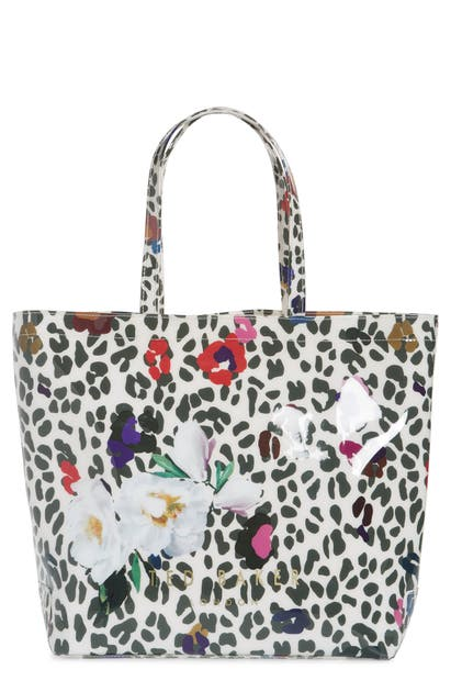 Ted Baker POLYCON WILDERNESS LARGE ICON TOTE
