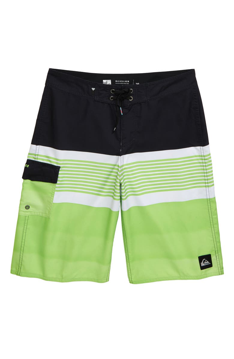 Quiksilver Division Board Shorts Big Boys