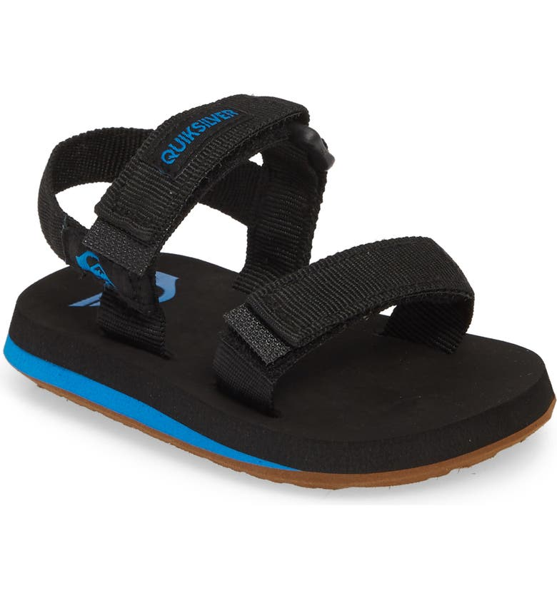 QUIKSILVER Quicksilver Monkey Caged Sandal, Main, color, 006