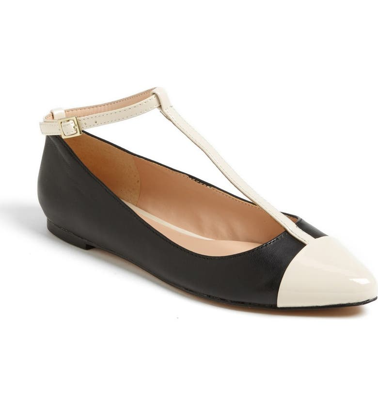 SOLE SOCIETY Julianne Hough for Sole Society 'Addy' Flat, Main, color, 001
