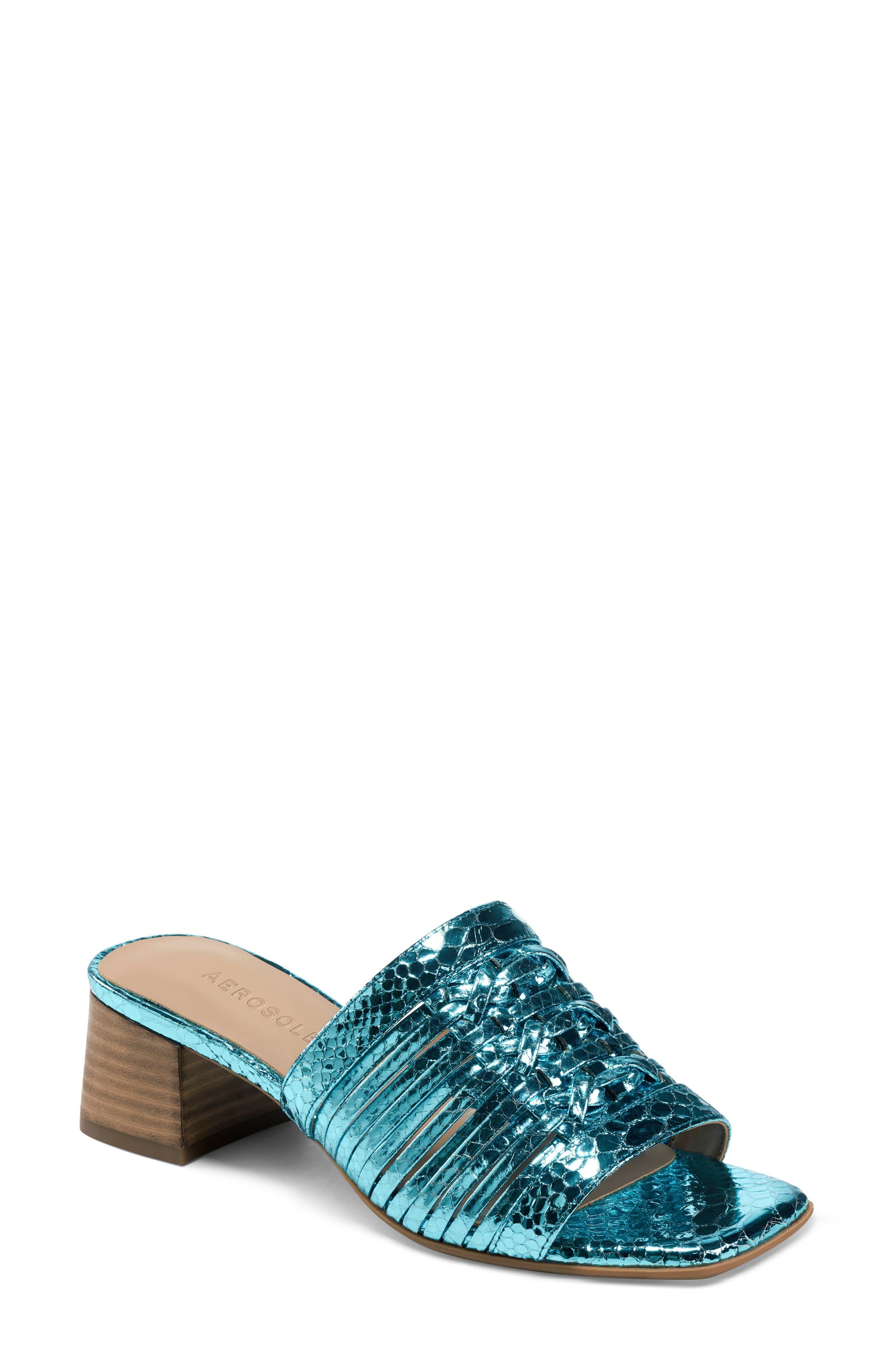 Evette Slide Sandal