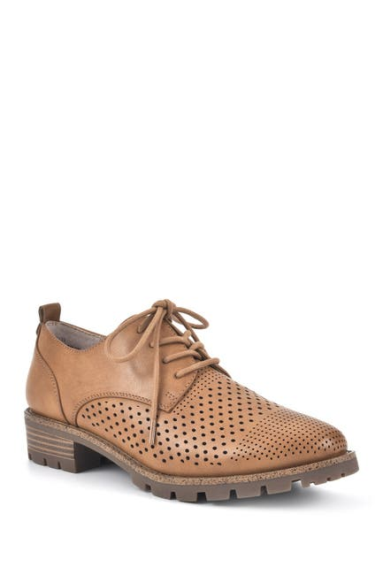 Image of White Mountain Footwear Dream On Perforated Oxford