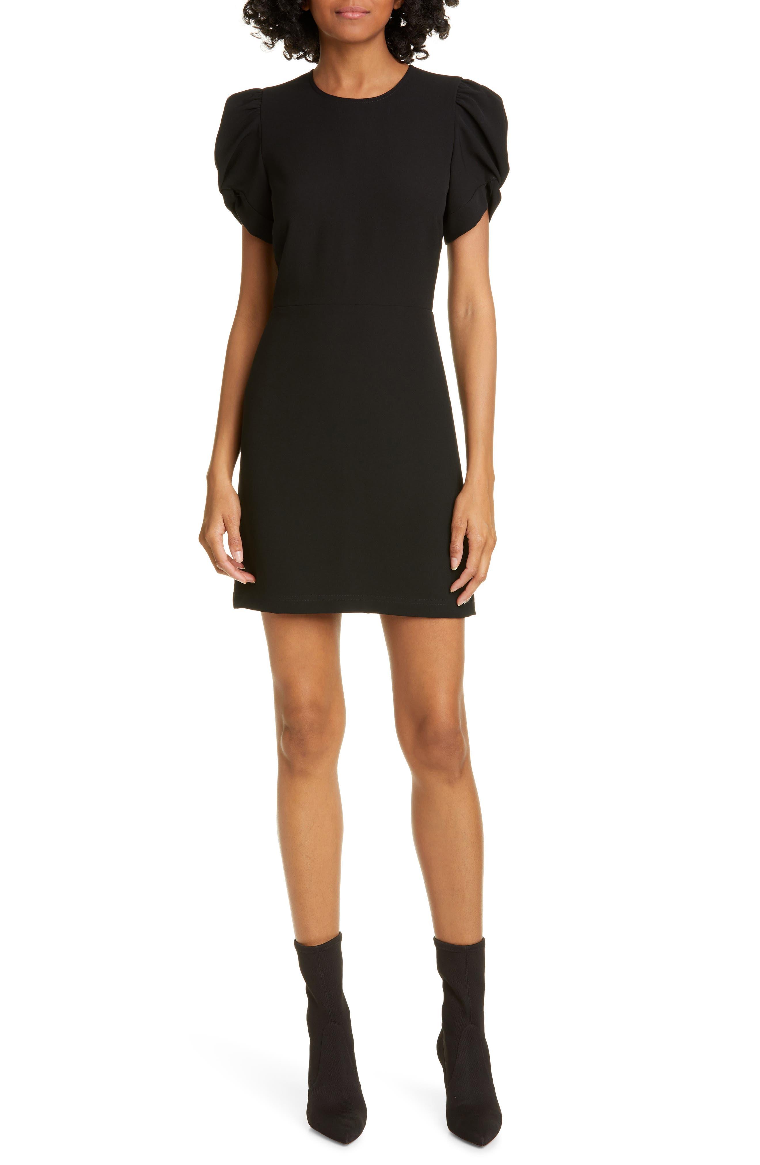 A.l.c. Brinley Puff Sleeve Minidress