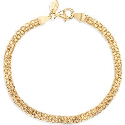Argento Vivo Positano Chain Bracelet