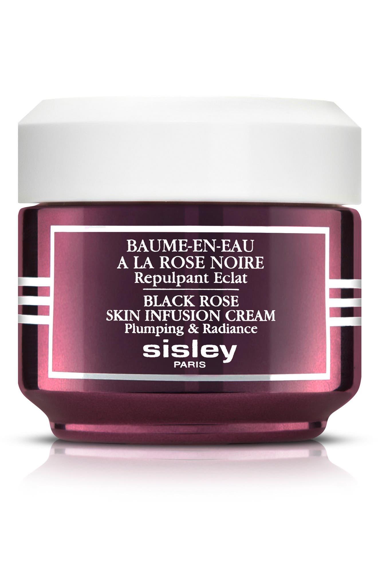 Black Rose Skin Infusion Cream, Main, color, NO COLOR