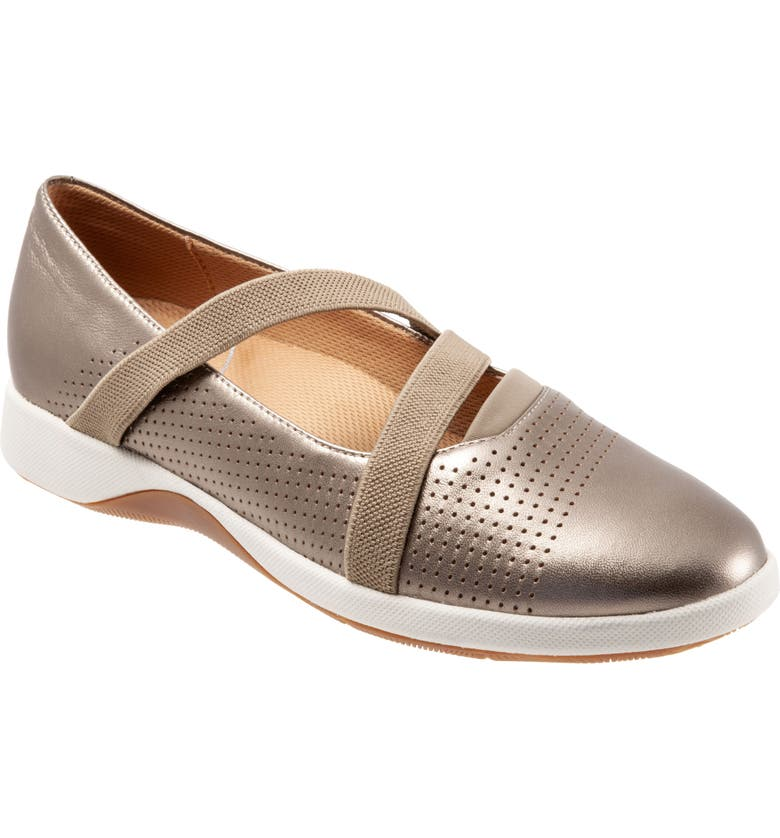 SOFTWALK<SUP>®</SUP> Haely Mary Jane, Main, color, BRONZE