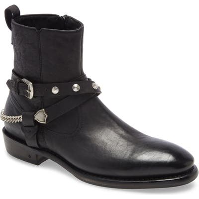 John Varvatos Star Usa Heritage Zip Boot