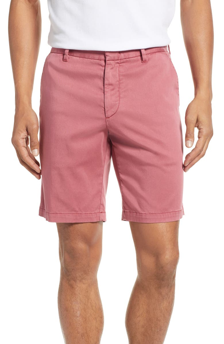 ZACHARY PRELL Catalpa Chino Shorts, Main, color, 621