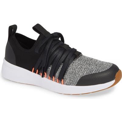 Keds Studio Flash Heathered Mesh Sneaker
