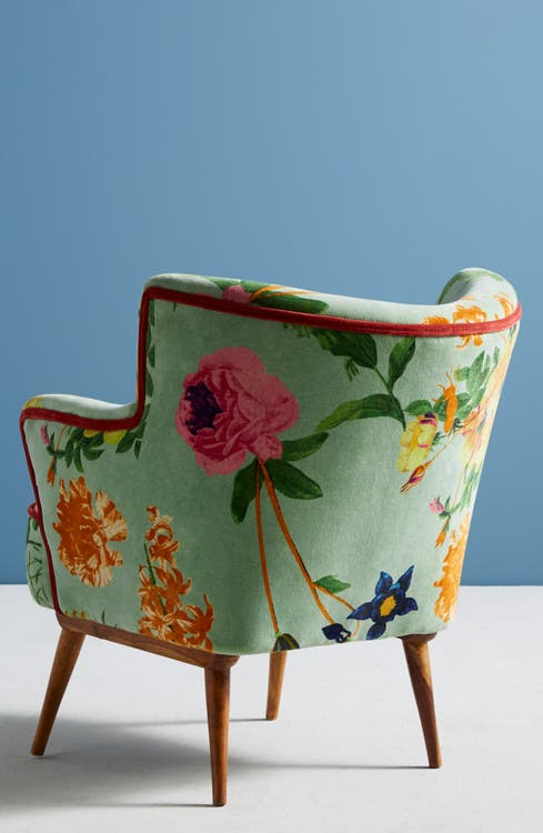 Fine Anthropologie Floret Accent Chair Nordstrom Gamerscity Chair Design For Home Gamerscityorg