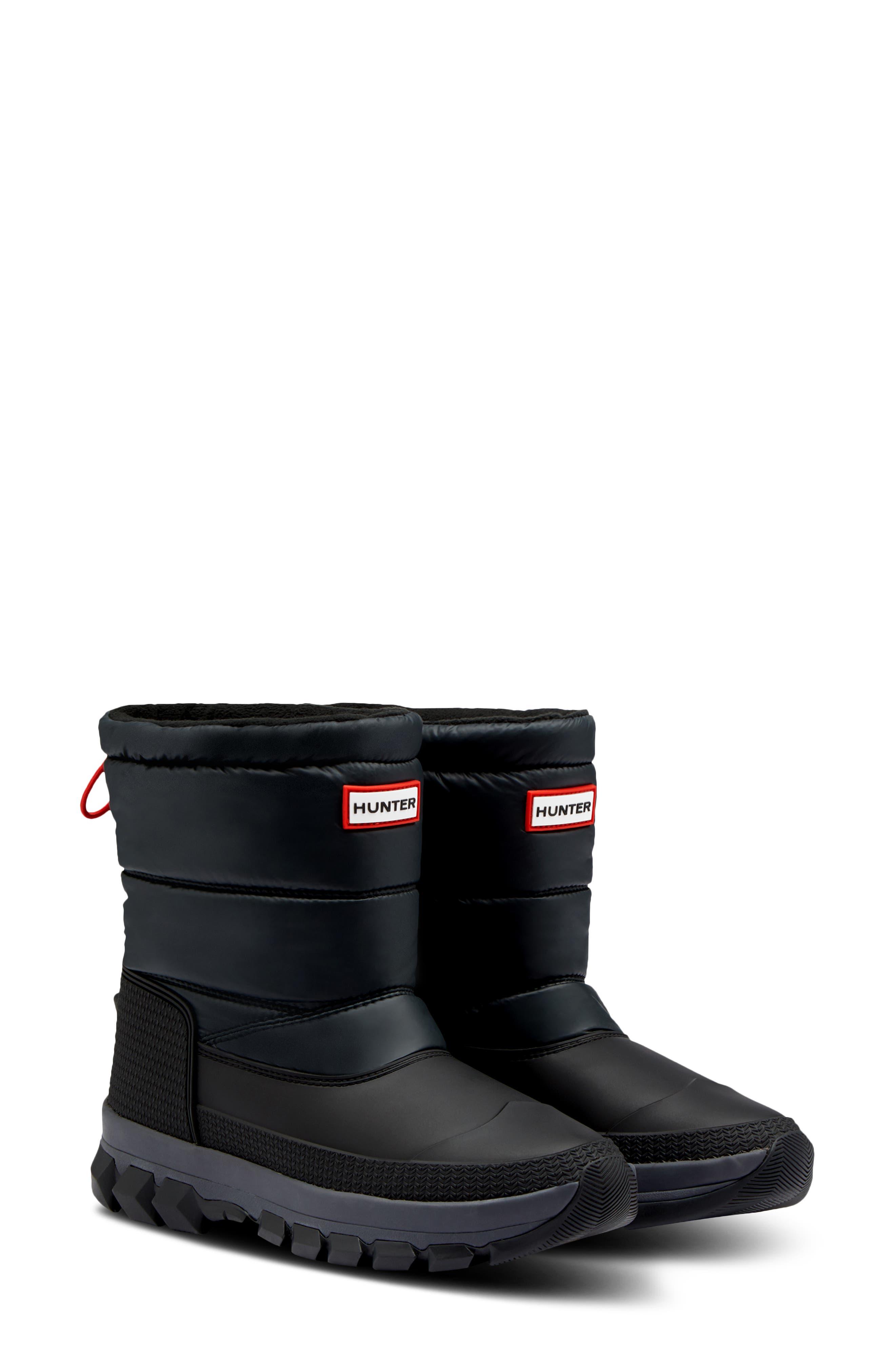 Original Waterproof Insulated Short Snow Boot