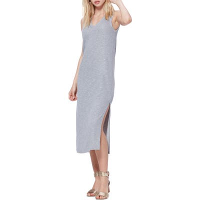 Paige Sage Midi Tank Dress, Grey (Nordstrom Exclusive)