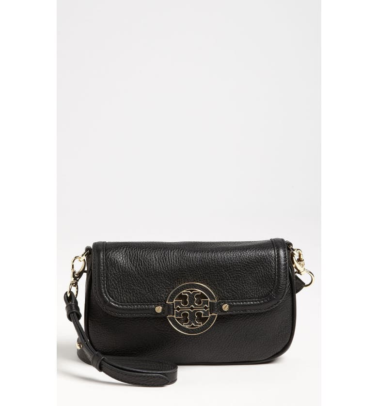 TORY BURCH 'Amanda' Crossbody Bag, Main, color, 002