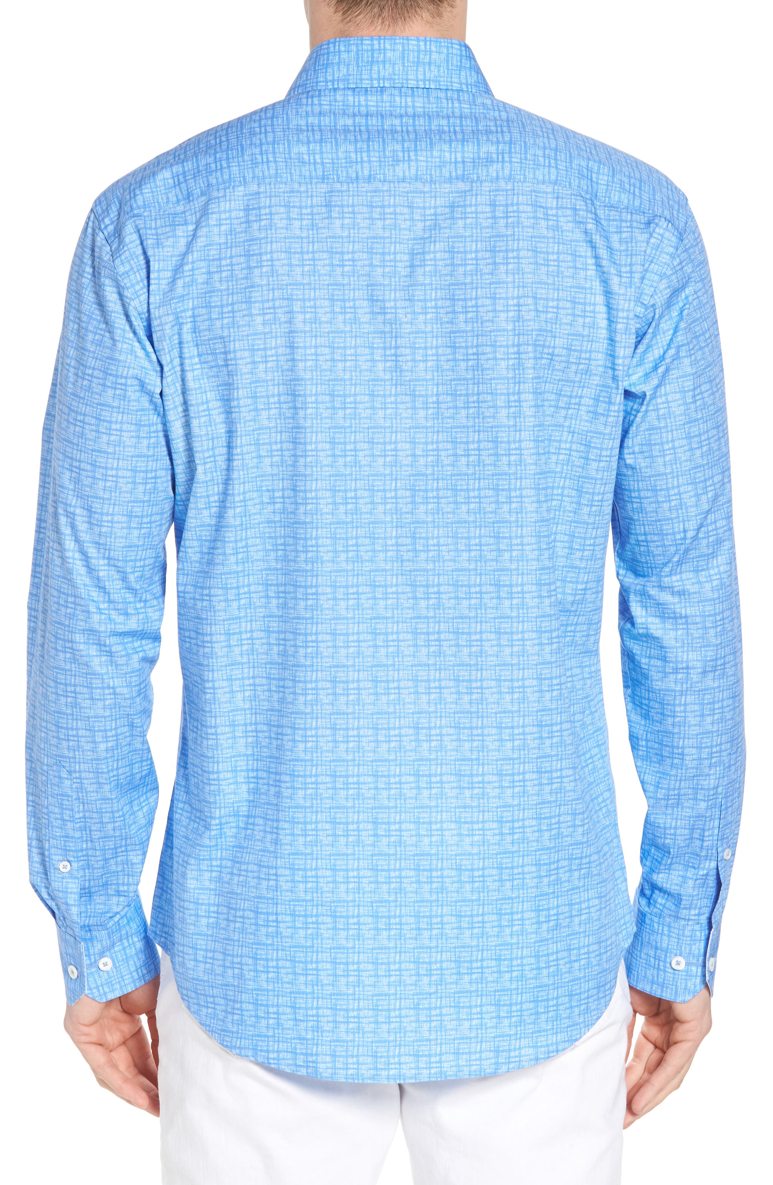 ,                             Shaped Fit Freehand Sport Shirt,                             Alternate thumbnail 26, color,                             420