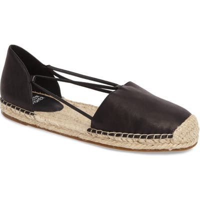 Eileen Fisher Lee Espadrille Flat, Black