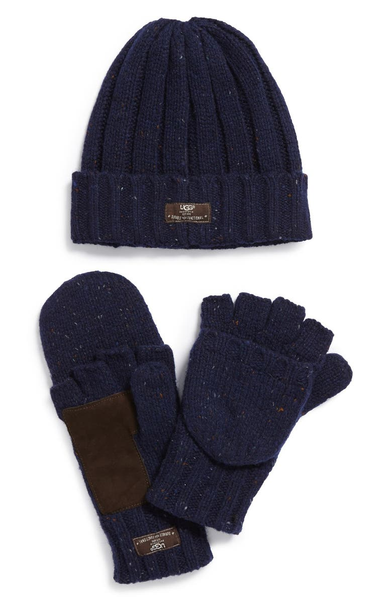 46d5ce755 Australia 'Calvert' Knit Hat & Gloves