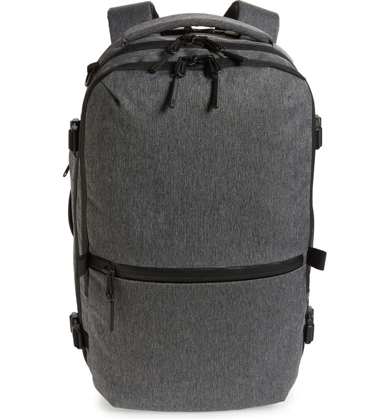 AER Travel Pack 2 Backpack, Main, color, GREY