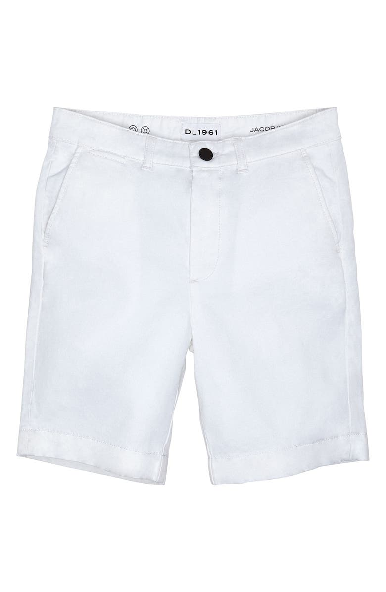 DL1961 Jacob Chino Shorts, Main, color, 100