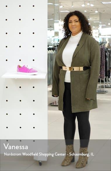 Vieirissima Spike Low Top Sneaker, sales video thumbnail