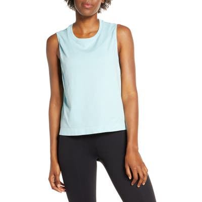 Soul By Soulcycle Seamless Crop Top, Green