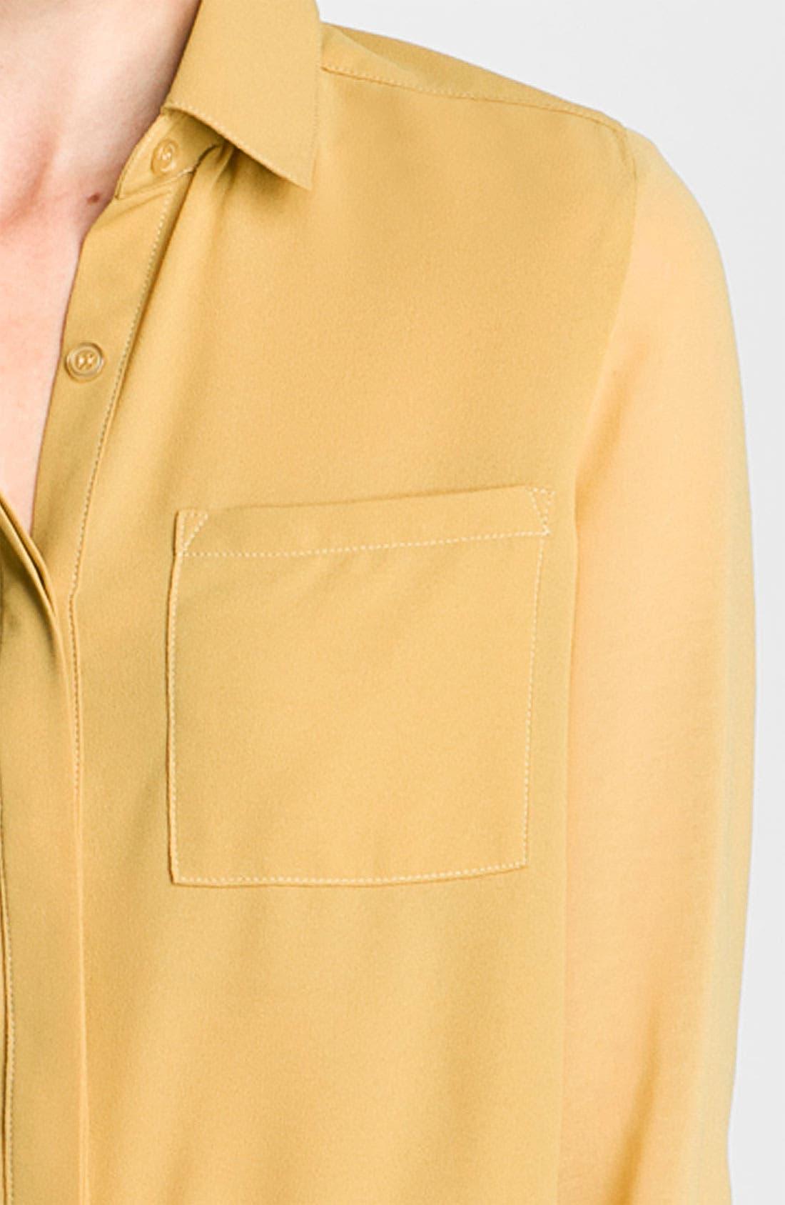 ,                             Lush Sheer Panel High/Low Shirt,                             Alternate thumbnail 19, color,                             703