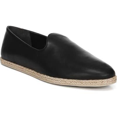 Vince Malia Loafer Flat, Black