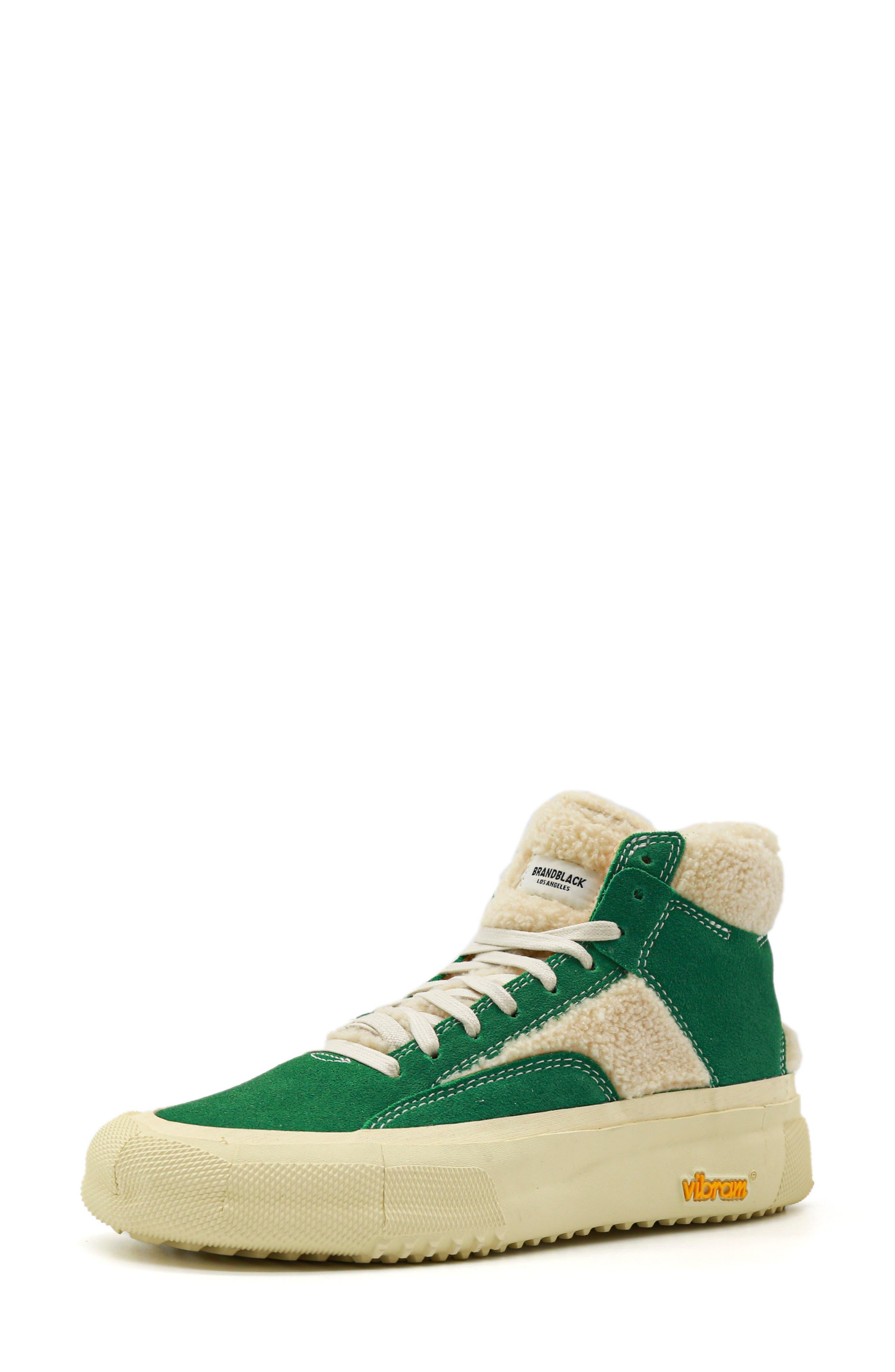 Capo Faux Shearling Sneaker