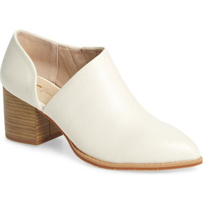 Bc Footwear Make A Difference Vegan Ankle Boot, Ivory