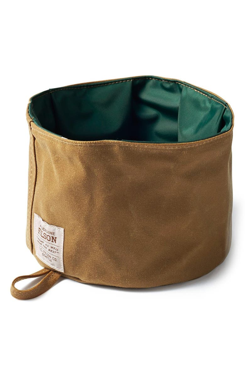 FILSON Collapsible Dog Bowl, Main, color, 260