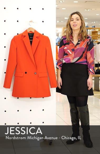 Eva Double Breasted Jacket, sales video thumbnail
