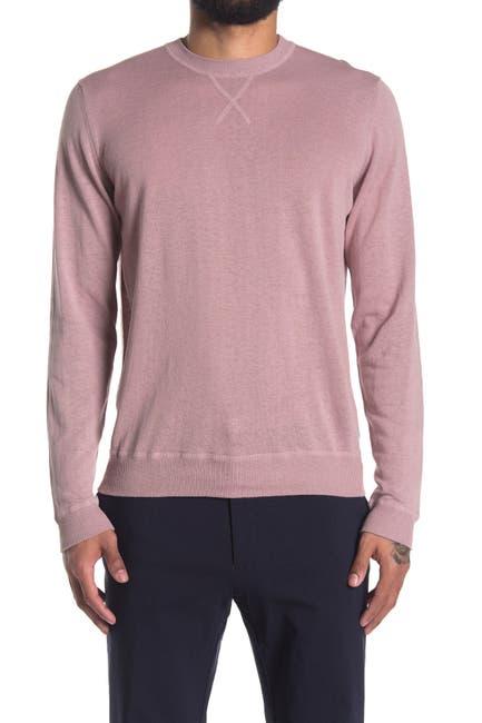 Image of NN07 Glen Crew Neck Sweater