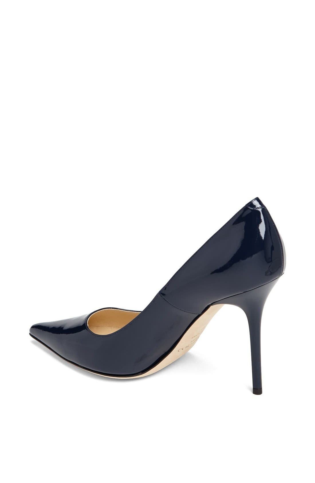 ,                             'Abel' Pointy Toe Pump,                             Alternate thumbnail 10, color,                             410
